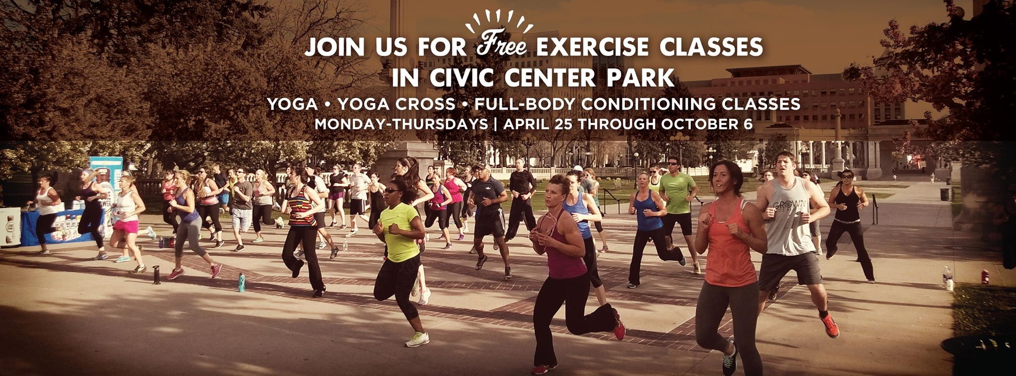 Civic Center MOVES Fitness Series - Monday Yoga